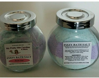 Fizzy Bath Salt
