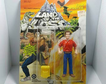 Land of the Lost Tom Porter Action Figure - 1992