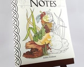 Nature Notes - Advanced Coloring Book