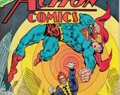 Action Comics #462 - August 1976 Issue - DC Comics - Grade VG