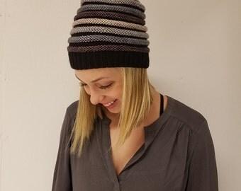 Items similar to Callista- Knit Hat Pattern on Etsy