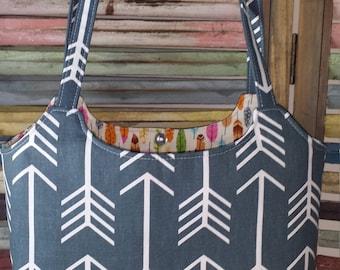Arrows and Feathers Purse Handbag