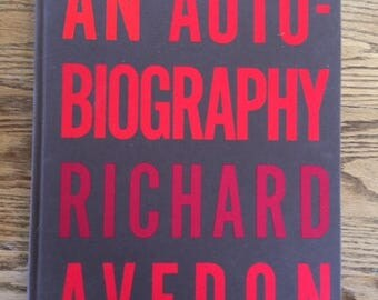 An Autobiography/Richard Avedon