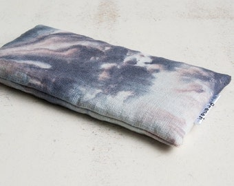 Lavender eye pillow, organic eye pillow, scented eye pillow, eco friendly eye pillow, aromatherapy eye pillow, eye pillow yoga