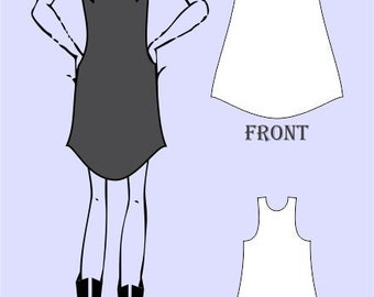 Clare Dress Sewing Pattern