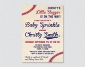 Baseball Baby Sprinkle In...