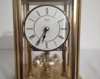 Hermle clock 1970, made in Germany