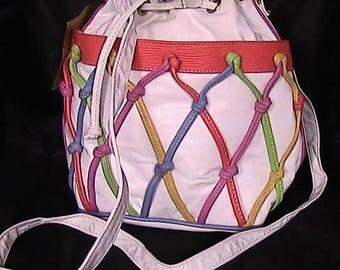 Noble Leather Handbag