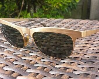 B&L Ray-Ban Wayfarer Nuevo Gold W0755