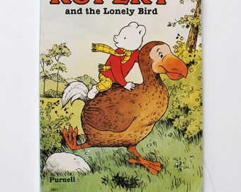 Rupert and the Lonely Bird 1983