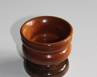 Black Walnut/Cherry Wooden Bowl B092