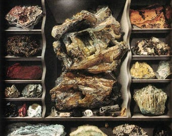 Louvre Museum, Rocks and Minerals, Fine Art Print, Museum Louvre, Art Museum, Louvre Art Museum, Museum Art, Museum Minerals, Art Louvre