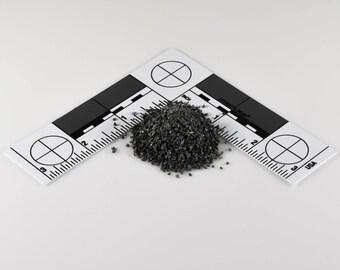 Crushed Specularite stone (fine, medium, coarse)