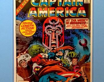 Marvel Comics Captain America Annual #4, (Grade VF) 1977, Captain America Comic Book, B3