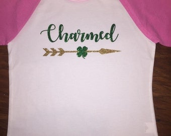 Charmed St Patricks Day Shirt