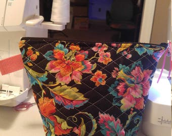 Small Cosmetic Tote