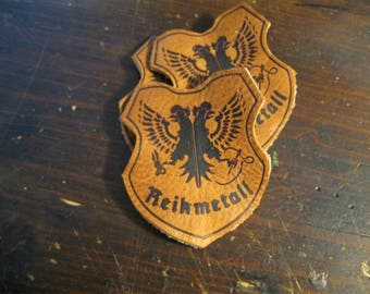Reikmetall badge