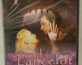 The Sword Of Lancelot (DVD) 1963 Cornel Wilde, Jean Wallace - Medieval - Hard to find DVD