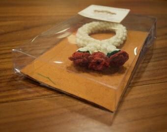 Thai Crotcheted Christmas Ornament