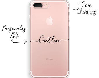 iPhone 8 Case, CLEAR iPhone X Case Name iPhone 8 Plus Case iPhone 7 Plus Case iPhone 7 Case iPhone 6s Plus Case iPhone 6s Case iPhone 6 Plus