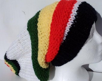 WOOL RASTA HAT