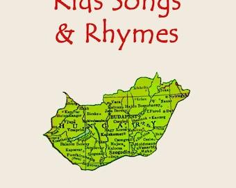 Hungarian Kids Songs & Rhymes
