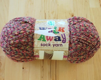 Sock Yarn - Walk Away Sock Yarn by Yarn Bee - Footloose