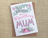 Happy Birthday Mum - Birt...