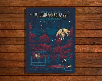 The Head and the Heart @ The Orpheum - NIGHT TWO - 2/22/17