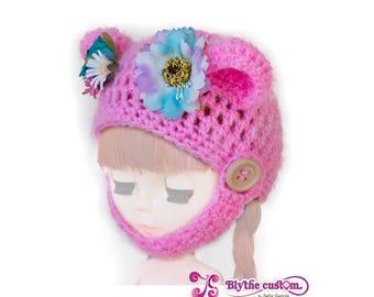 Blythe hat Beanie for Blythe