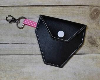 Figit Spinner Case, Spinner Holder, Finger Spinner Case, Spin Toy Pouch, Spinner Cover Keychain, Spinner Keeper Bag