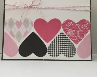 St-Valentine card