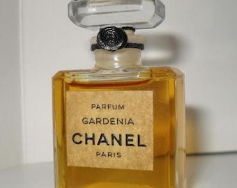 Chanel Gardenia 7ml. Perfume Vintage 80s Sealed