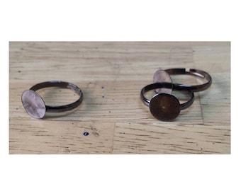 Adjustable ring / bague ajustable