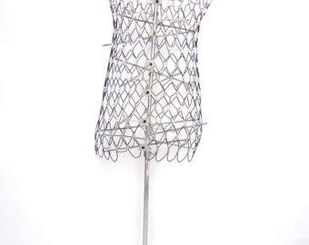 Dritz My Double Adjustable Vintage Wire Dress Form
