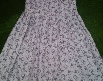 Girls dress 100% cotton
