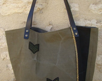 SMALL TOTE COATS OF ARMS