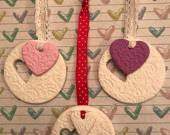 Mother's Day Gift-Valentine Gift-Mother's Day Ornament-Valentine's Day Ornament