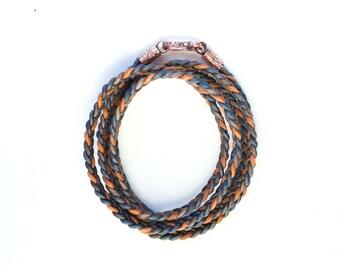 Simple Braid Bracelet
