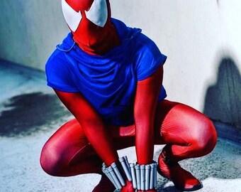 The Marvel Scarlet Spider-man 3D Printing Costume