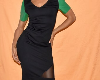 Binta pencil dress