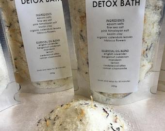 DETOX Bath Soak 250g