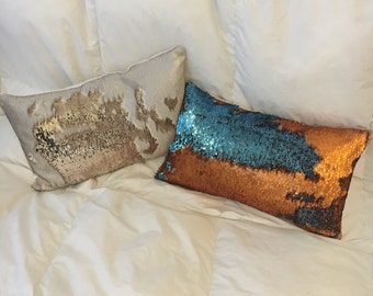 12x20 Mermaid Pillow