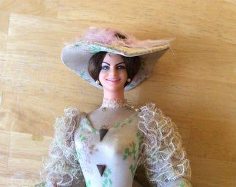 Marin Doll, Spanish Doll, Spanish Dancing Doll, Flamenco Dancers, Flamenco Doll, Flamenco Dancer Doll, FREE SHIPPING!!!!
