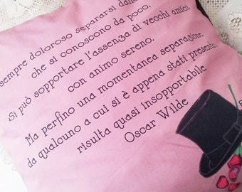 Pillowcase Oscar WIlde (Separations)