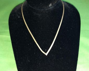 """Sterling Silver 925 Necklace from Italy 16"""""""