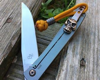 Knife Mod / Skull Urban Trapper