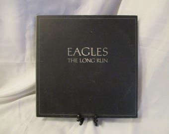 The Eagles The Long Run Record LP Album