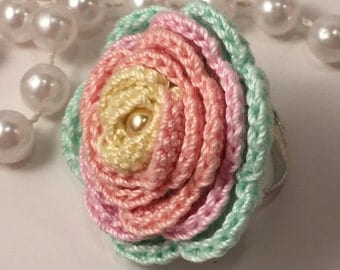 Ring Rainbow Crochet
