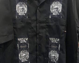 Fancy Skull Shirt